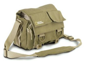 National Geographic Midi Shoulder Bag